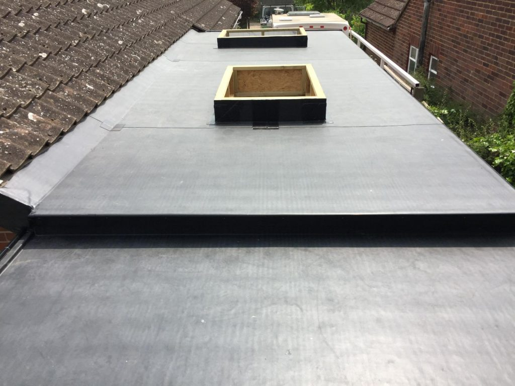 Epdm And Rubberbond Roofing Next Generation Flat Roofing